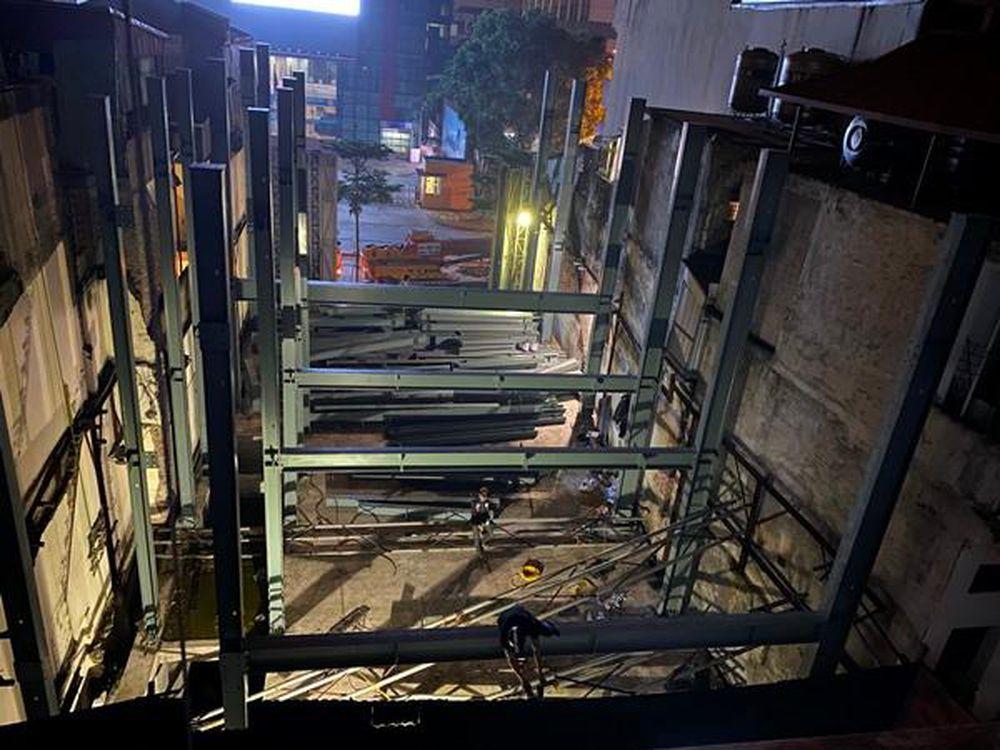 Thanh lý công trình xây dựng tận nơi