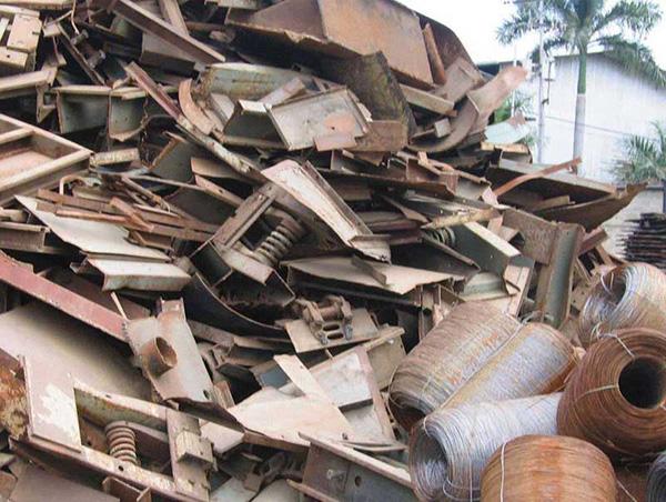 Thu mua sắt phế liệu tại quận 7 TPHCM giá cao chất lượng