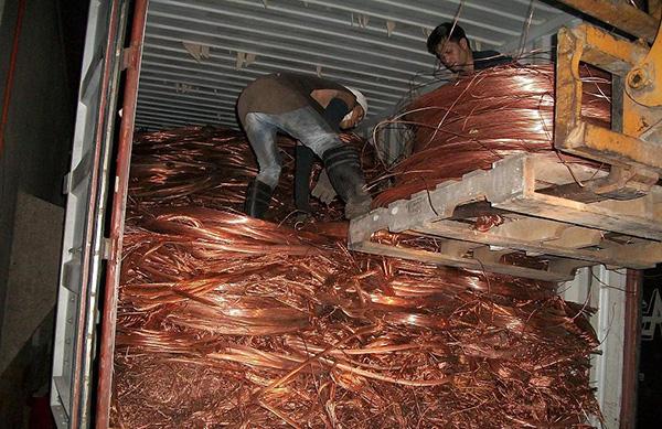 Thu mua phế liệu đồng tại Thành Phố Hồ Chí Minh chất lượng, uy tín