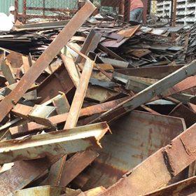 Thu mua sắt phế liệu tại quận Tân Bình TPHCM giá tốt, chất lượng